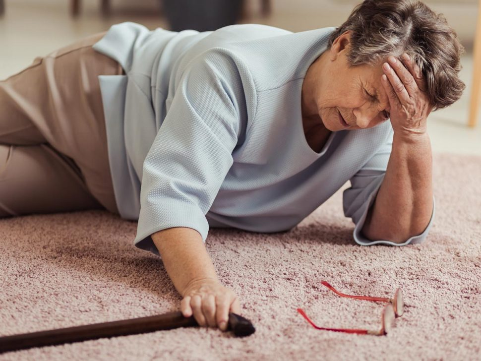 The Best Way To Prevent Falls For Australian Pensioners | Mobile Emergency Pendant | APERS Australia