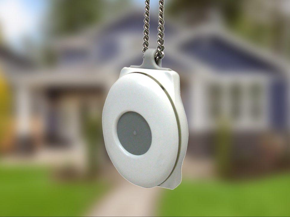 Medical alert alarms for elderly Australians | Mobile Emergency Pendant | APERS Australia