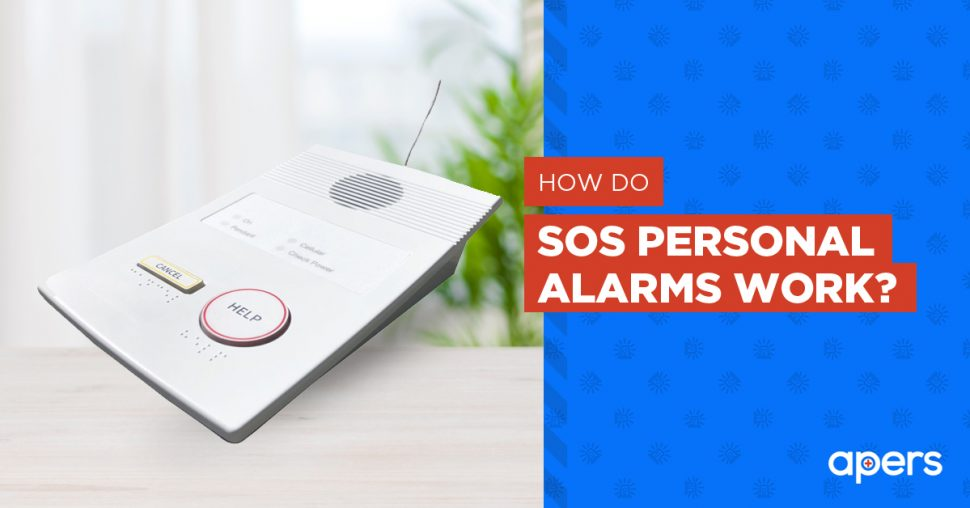 How Do SOS Personal Alarms Work
