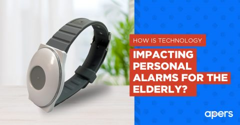 Impact of technology on personal alarms