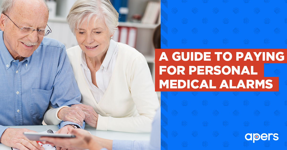 A Guide to Paying for Personal Medical Alarms