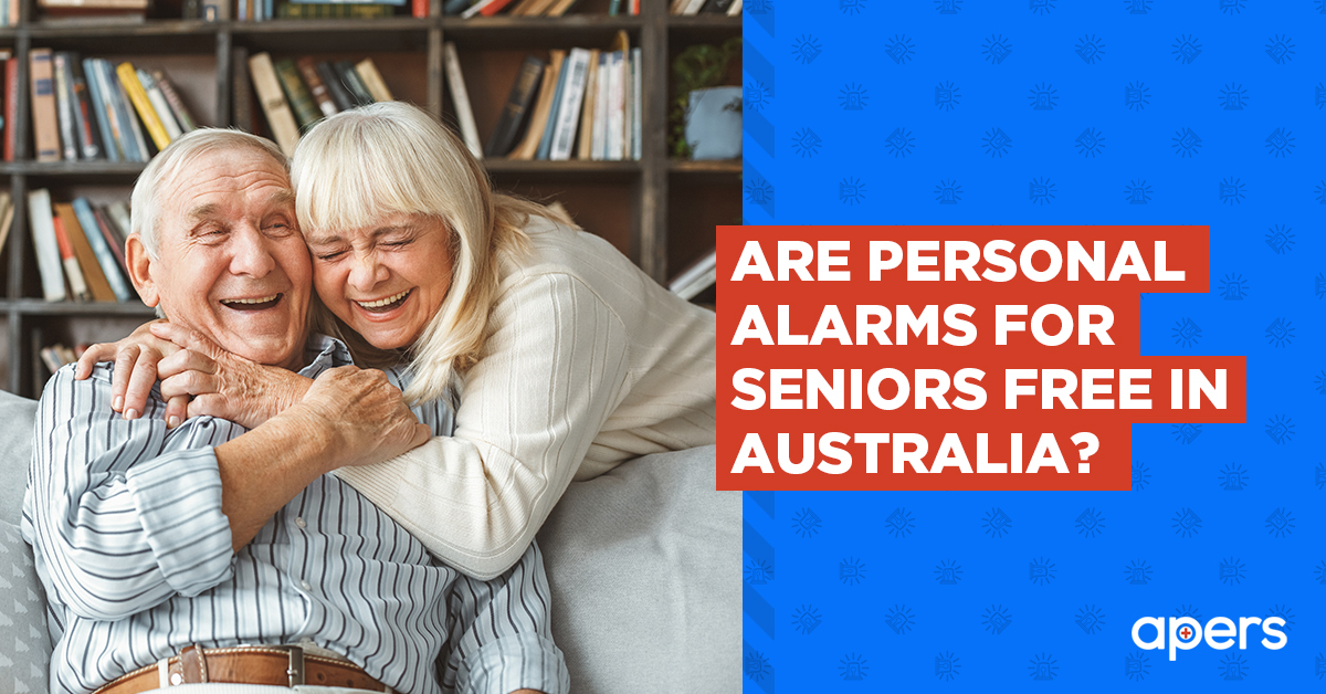 Are Personal Alarms for Seniors Free in Australia
