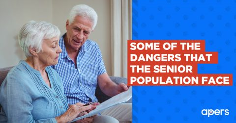 Some of the Dangers That the Senior Population Face