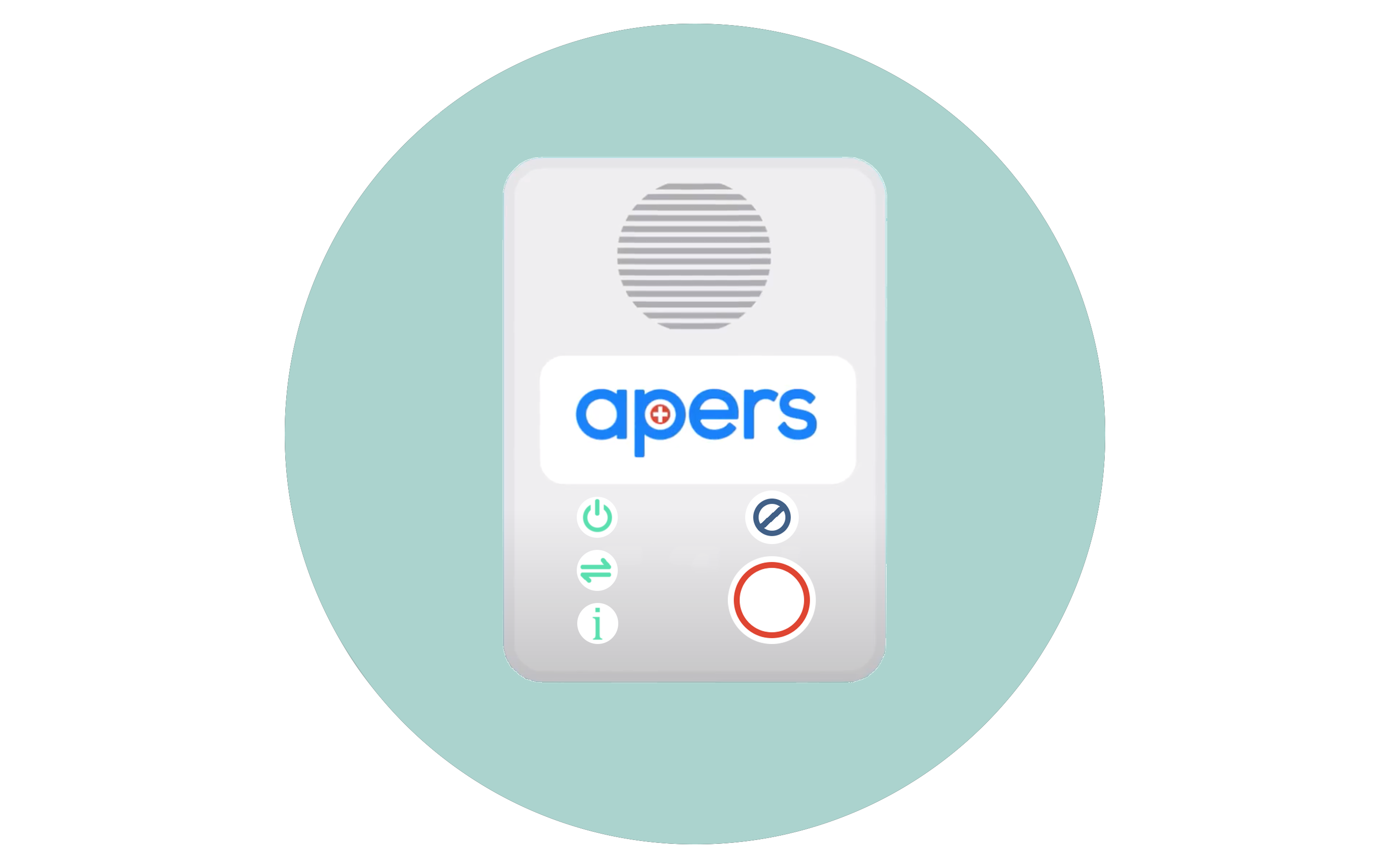 Medical Alert Alarm | APERS Home Companion