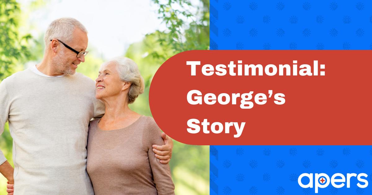 Testimonial: George's Story