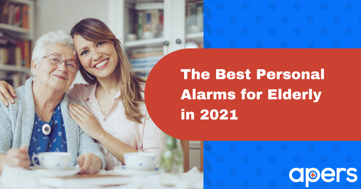 The Best Personal Alarms for Elderly in 2021 | APERS